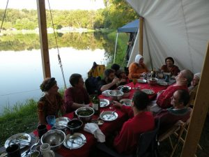 pennsic meal